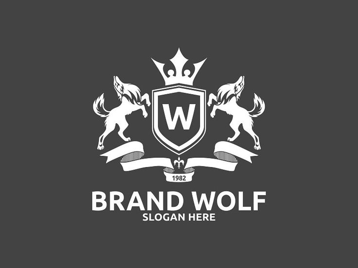 Brand Wolf by Brandlogo on @creativemarket