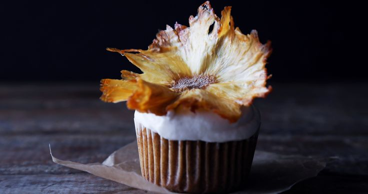 If you like banana bread, you'll love these hummingbird cupcakes! They're made with wholesome ingredients, and are free of gluten, dairy, & refined sugar.