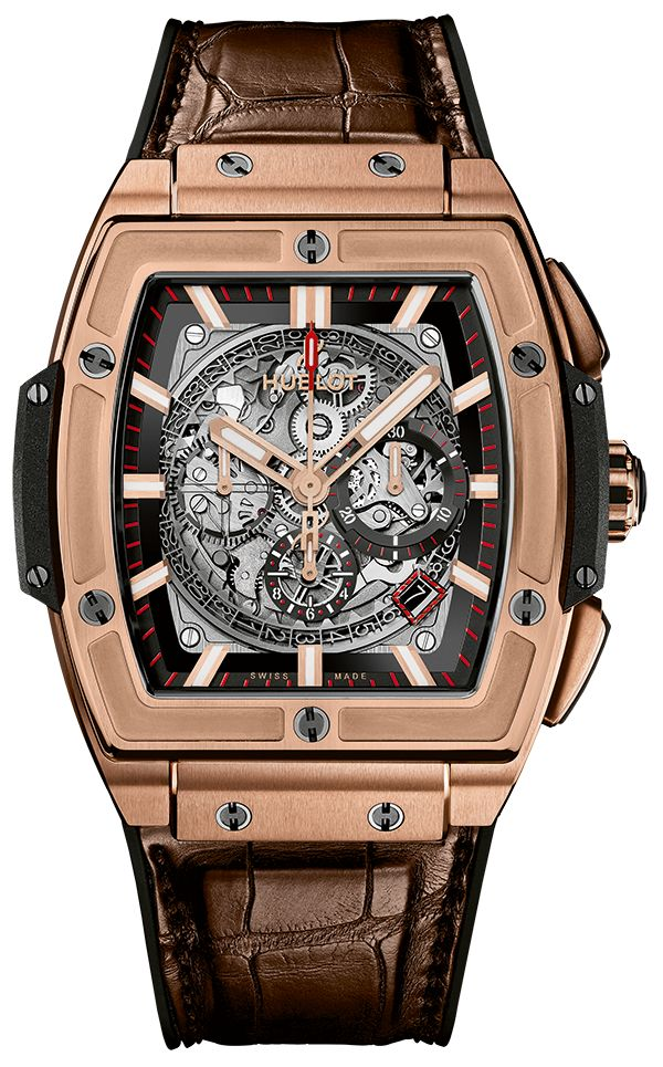 Hublot King Gold Watches - Spirit of Big Bang
