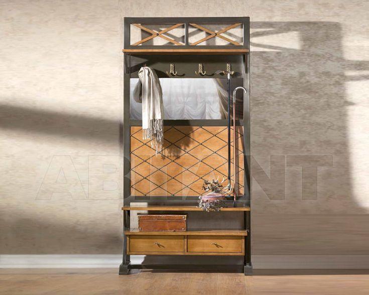 Прихожая черная AM Classic AC3350 , каталог корпусной мебели: фото, заказ на ABITANT , Москва