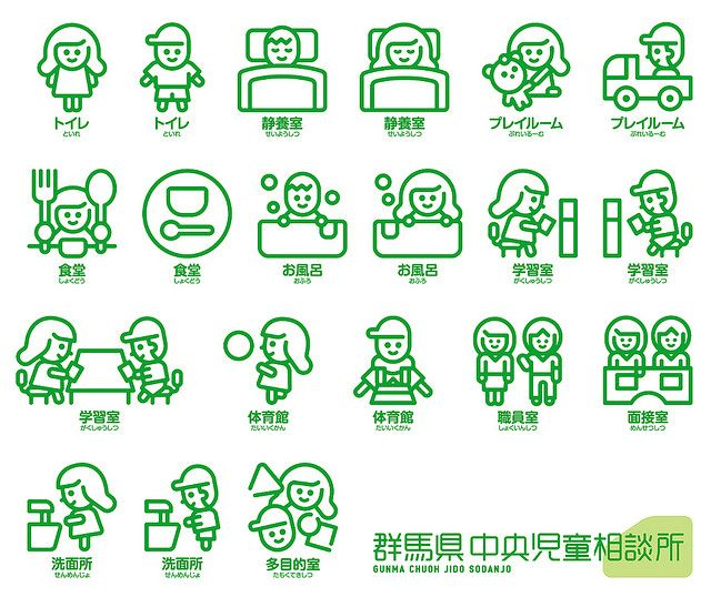Gunma Pref. Central Child Guidance Office / 群馬県中央児童相談所