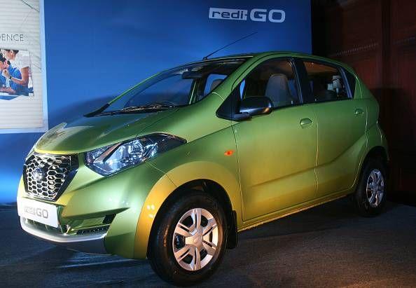 Datsun liefert 500 Redi-GOs in den großen Städten des HaryanaCHANDIGARH: Datsun Marke des japanischen Automobilherstellers Nissan Motor Company hat ...