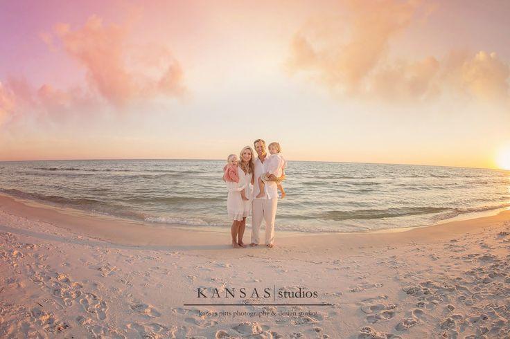 The Kanaczet Family | a South Walton family beach photography session | kansas studios | kansas pitts photography