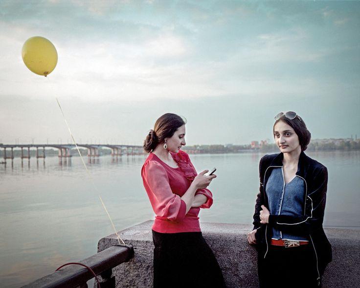 Justyna Mielnikiewicz reçoit le prix Eugene Smith Grant
