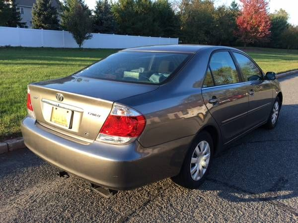 2005 Toyota Camry LE V6 (Edison NJ) $4100: < image 1 of 10 > 2005 Toyota Camry LE condition: excellentcylinders: 4 cylindersdrive: fwdfuel:…