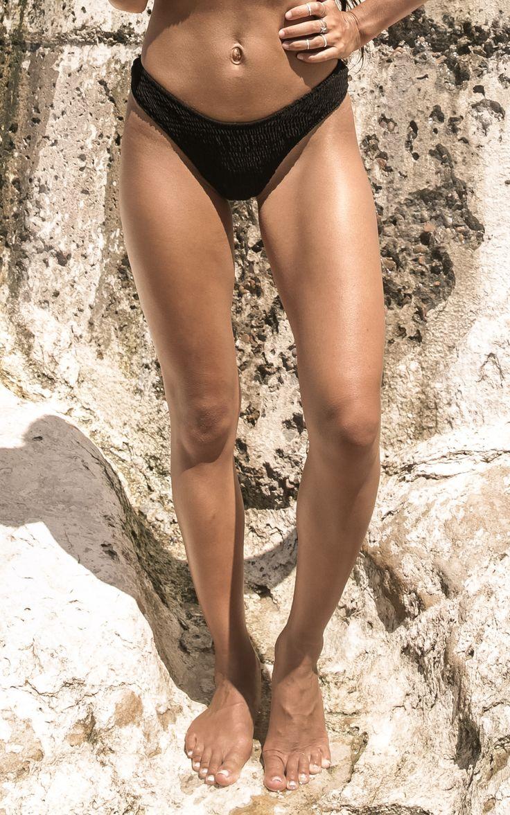 Anais Bikini Bottom In Black