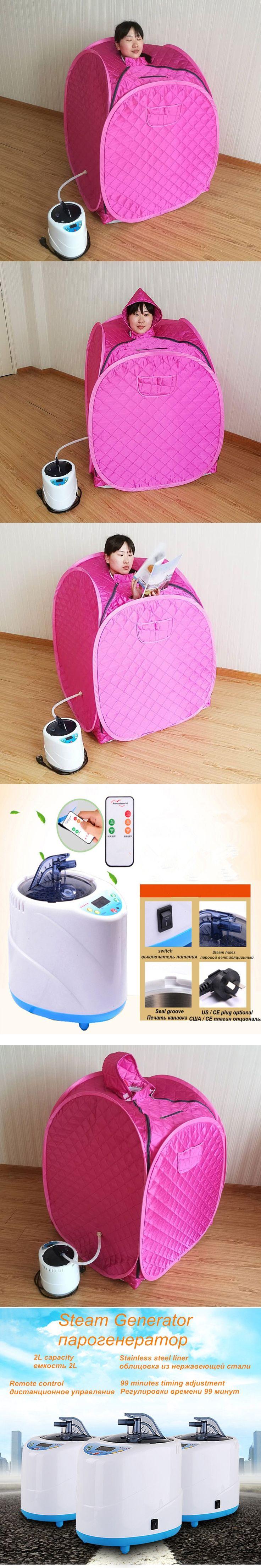 Best 25 Portable steam sauna ideas on Pinterest