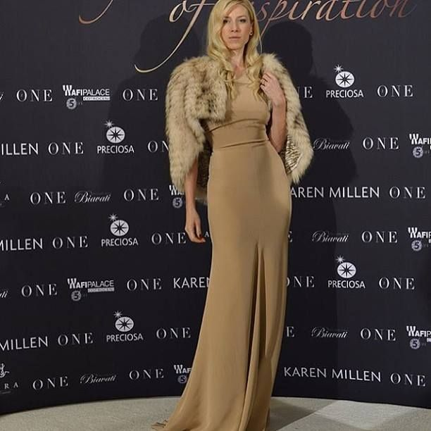 Splendid Sonia Argint-Ionescu wore Paisi at The ONE #10yearsofinspiration Gala.