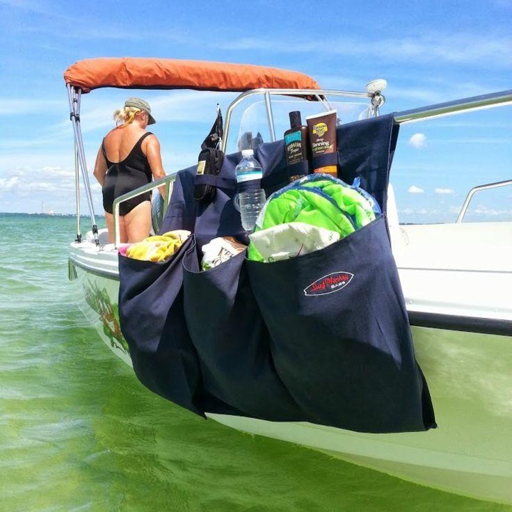 3 Pocket Boat Organizer Bag from SurfMonkey Bags   Square Market