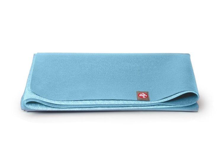 Manduka Eko Superlite Travel Yoga Mat Thunder Amazon Co