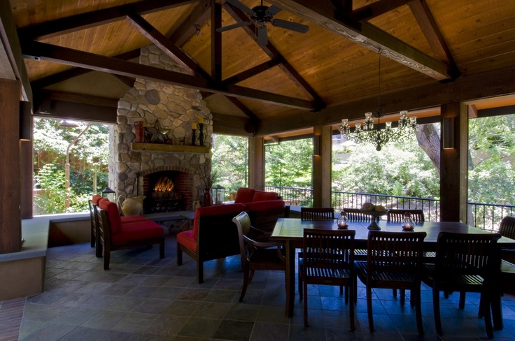 outdoor living space | ... bathrooms family rooms master bedrooms exteriors outdoor living space