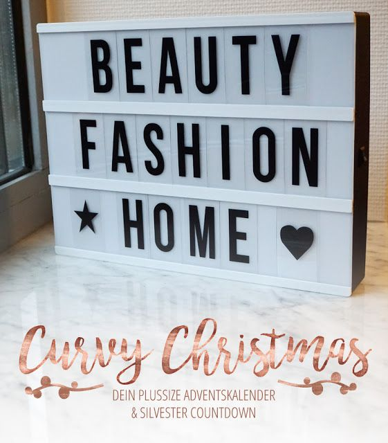 be real. be plus. - Plus Size Fashion Blog - deutsch und english: Türchen Nr. 29 bei Curvy Christmas | Gewinnspiel