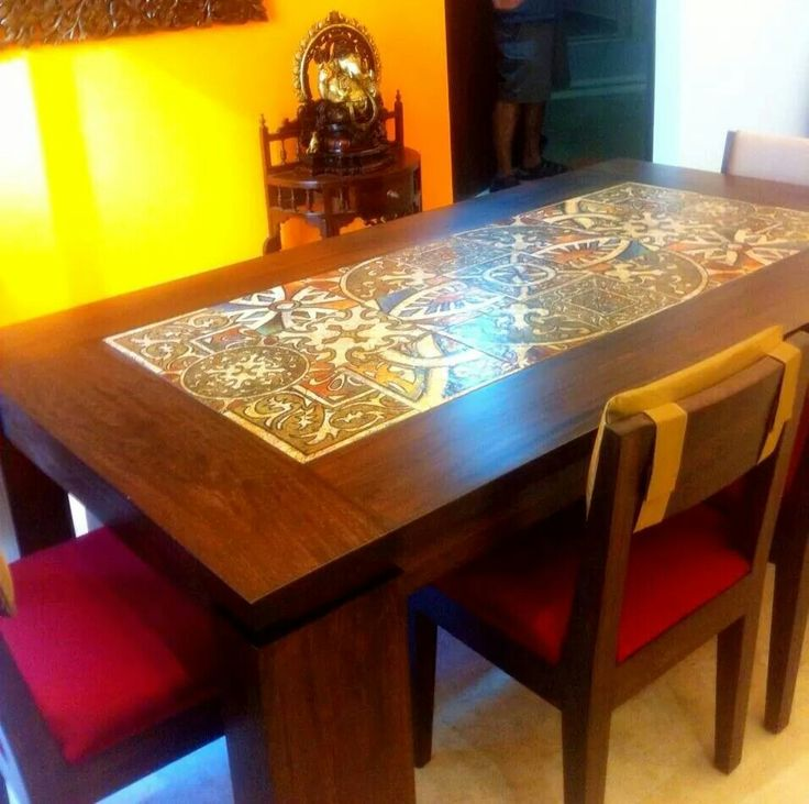 Dinning Table · Ethnic StyleIndian ...