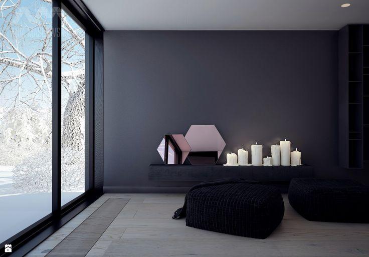 Zdjęcie: Sypialnia styl Minimalistyczny - Sypialnia - Styl Minimalistyczny - Ania Masłowska