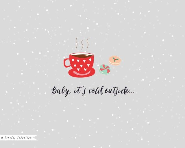 Free December/christmas Desktop wallpaper