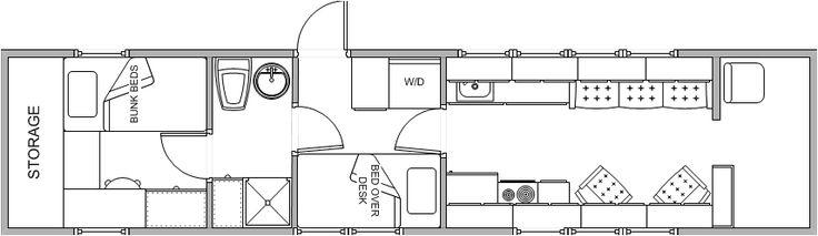 floorplangif 857215249 skoolie rv sample floor plans