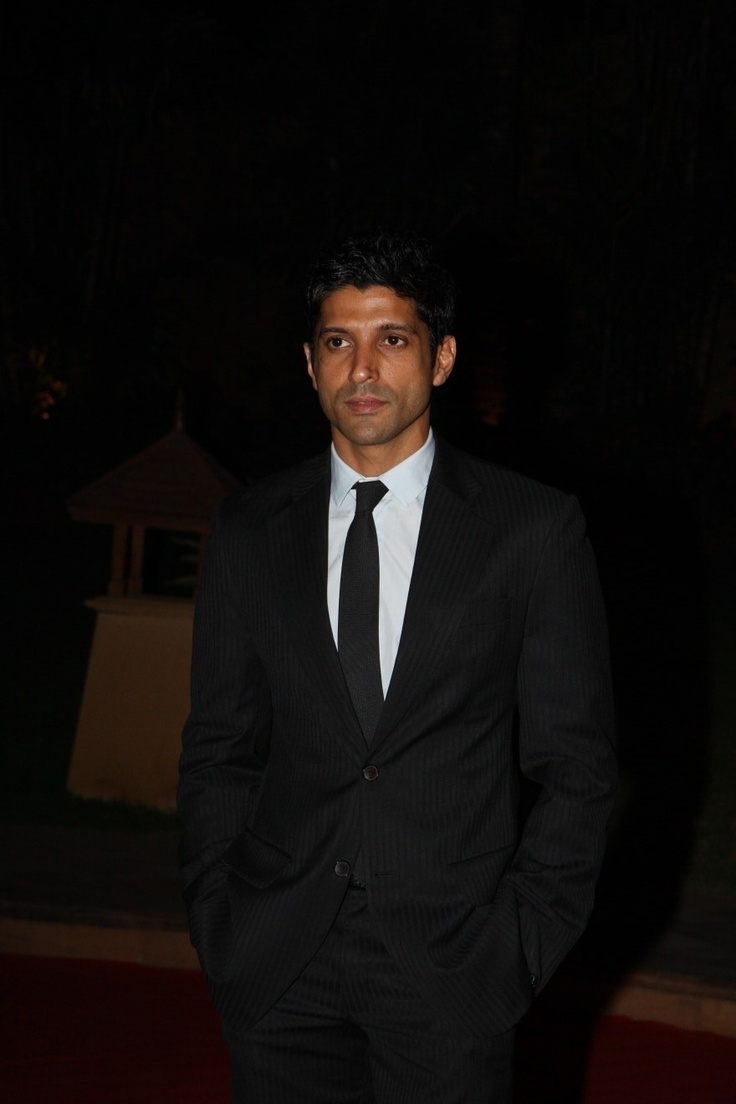 Farhan Akhtar at Loreal Femina Women's Awards.