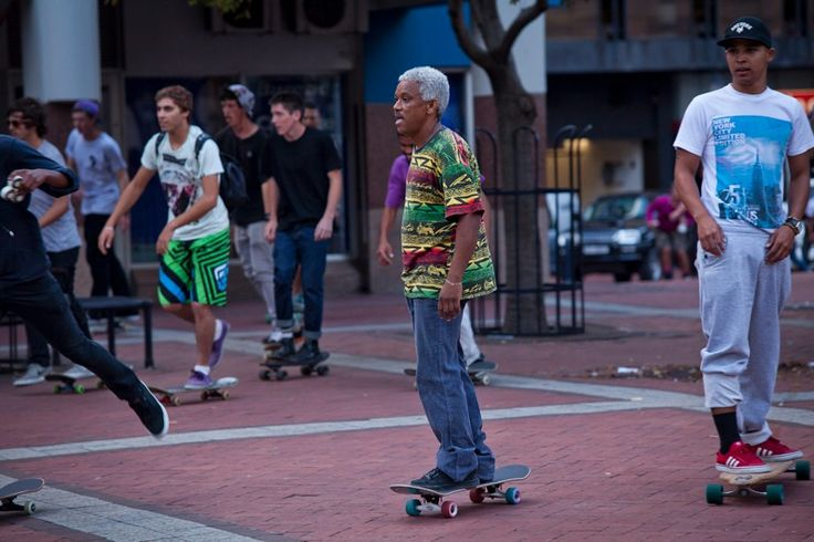 Beyond the Skatepark - SK8 Collective, Infecting the CIty 2013