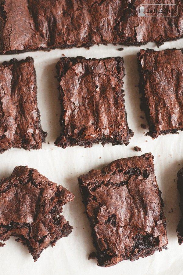 Idealne wegańskie brownie » Jadłonomia