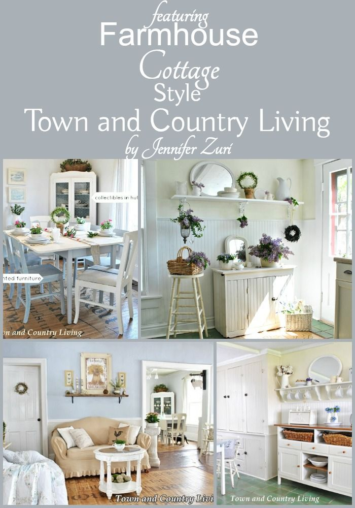 featuring farmhouse cottage style town and country living by jennifer zuri