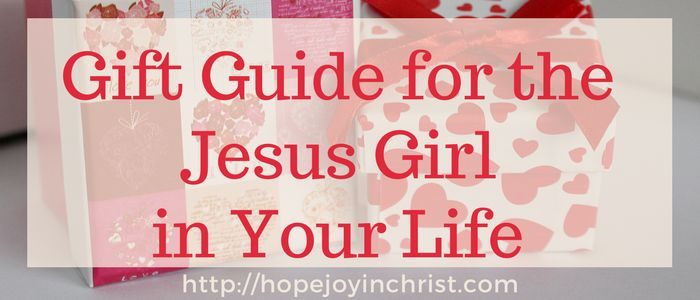 Gift Guide for the Jesus Girl in Your Life (#SelfCare #ChristianWomen #HolidayGiftGuide)