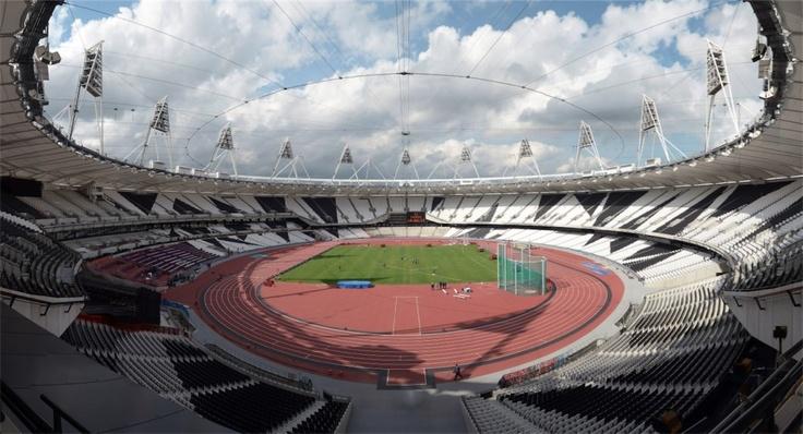 2012 RIBA Stirling Prize Shortlist - London Olympic Stadium / Populous © LOCOG