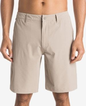 Quiksilver Waterman Men's Vagabond Shorts - Black 38