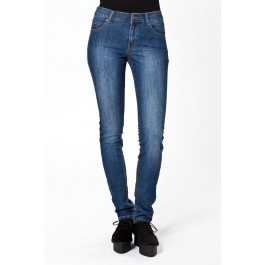 Blugi Cheap Monday Tight Broken Dark Used -225 lei - http://superjeans.ro/femei/femei-blugi/cheap-monday-tight-broken-dark-used.html