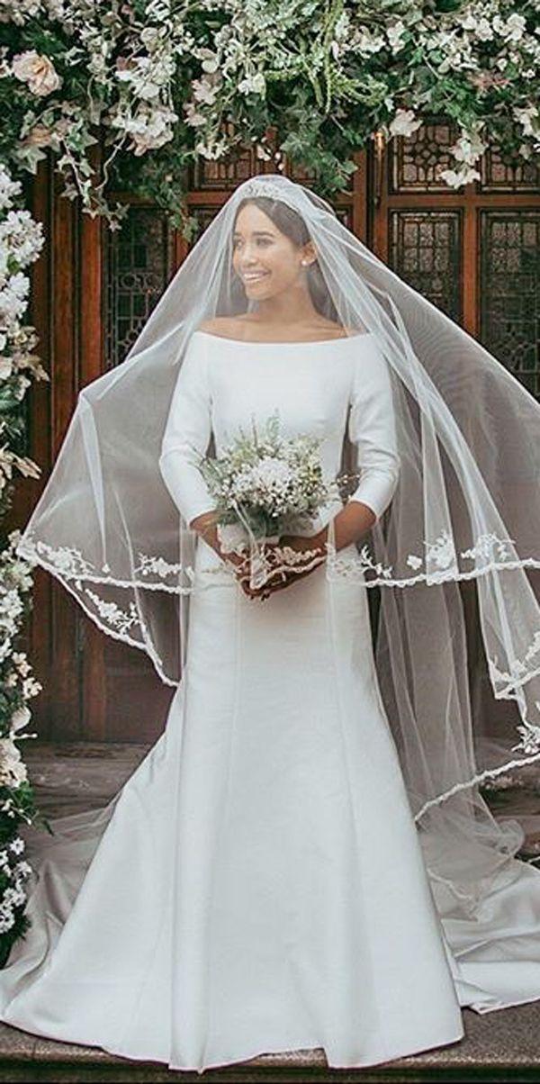 Meghan Markle Wedding Dresses Their Twins Wedding Forward Meghan Markle Wedding Dress Bridal Dresses Bridal Gowns Mermaid
