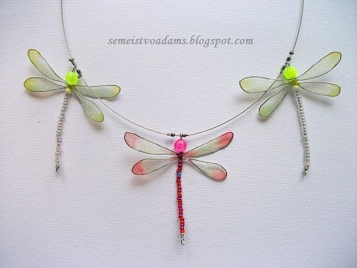 Nail Polish Wire Jewelry