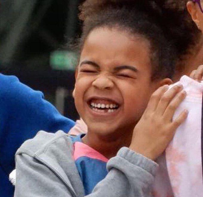 Blue Ivy S Growing Up So Fast London 15th June 2018 Blue Ivy Blue Ivy Carter Celebrity Kids