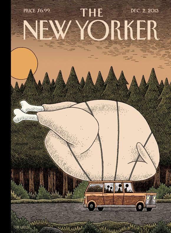 The New Yorker y acción de gracias                                                                                                                                                      Más