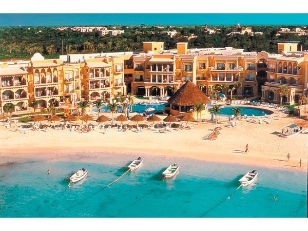 Gran Porto Real in Play del Carmen...better be good cause we booked our vacation for here!