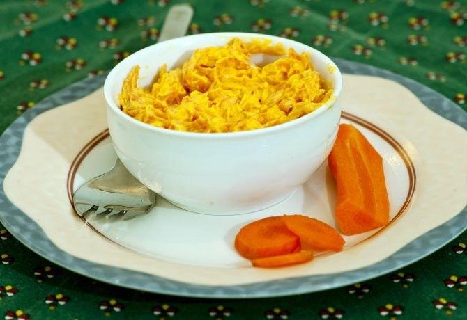 Joghurtos sárgarépa-saláta | NOSALTY – receptek képekkel