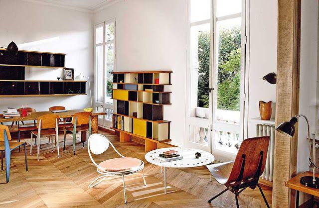 Interior Snoop: Barcelona Apartment by Miquel Alzueta