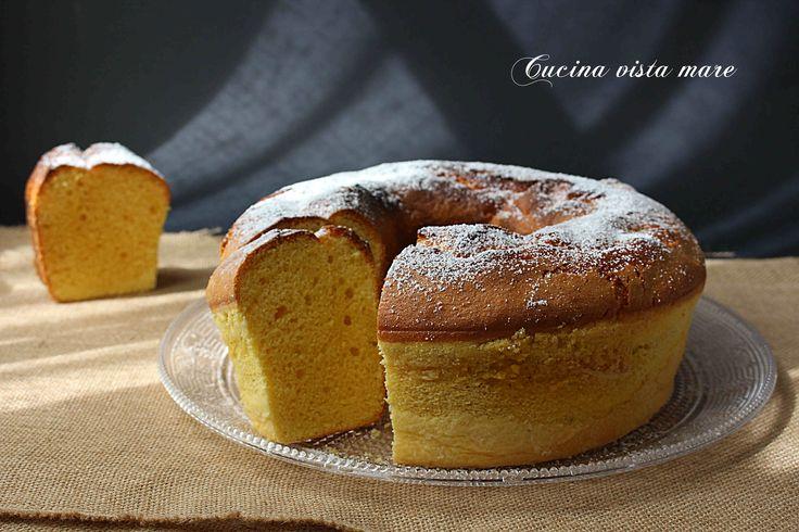 Chiffon+cake+nel+fornetto+Versilia