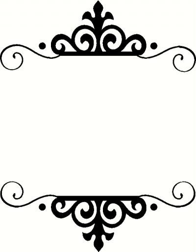Frame K Vinyl Decal | Car Decal | Borders & Frames Decals | The Wall Works