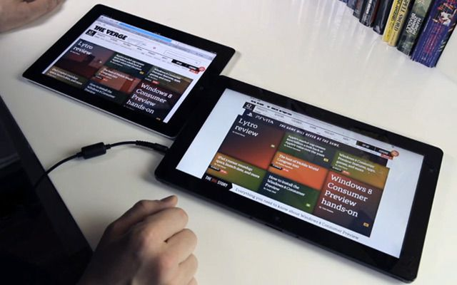 Windows 8 vs. iPad: feature by feature