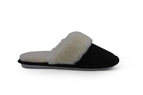 c606bc6e6f61 Aussie Merino Fur Lined Wool Slipper Cozy Indoor Warm House Slipper ...