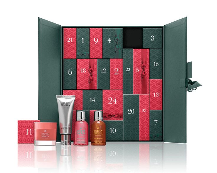 The 2016 Molton Brown Scented Luxuries Beauty Advent Calendar is here!   - http://hellosubscription.com/2016/09/molton-brown-scented-luxuries-advent-calendar-2016-available-now/ #2016AdventCalendars #subscriptionbox