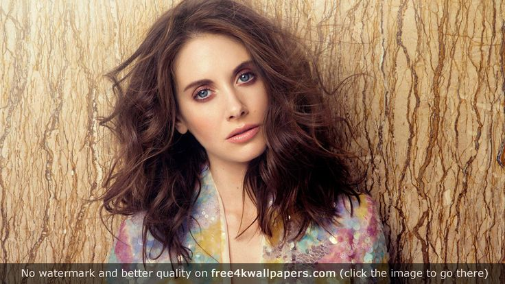 Alison Brie American Actress HD wallpaper