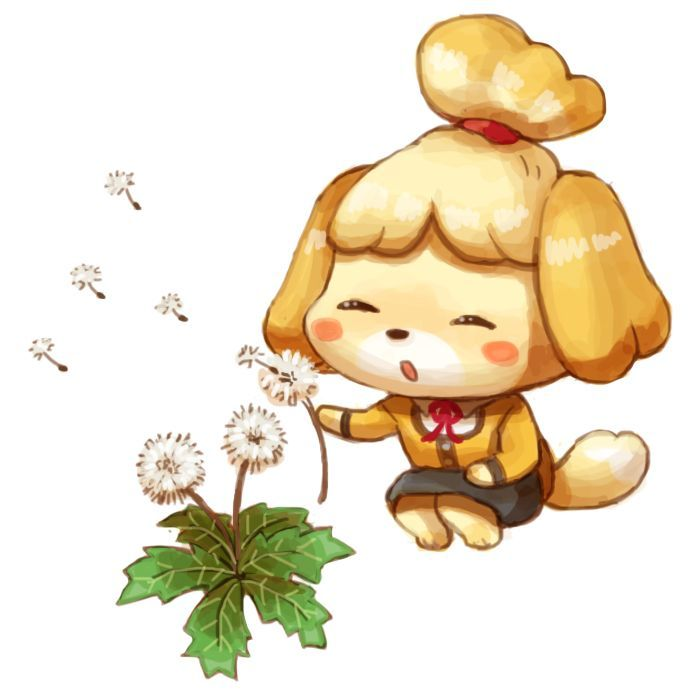Image result for animal crossing new leaf isabelle in tuxedo