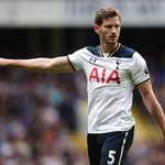 Jan Vertonghen is facing a spell on the sidelines after picking up an ankle ligament injury - Sportinglife.com