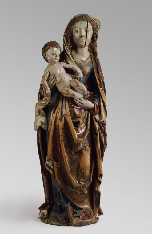 Virgin and Child 1505-1510