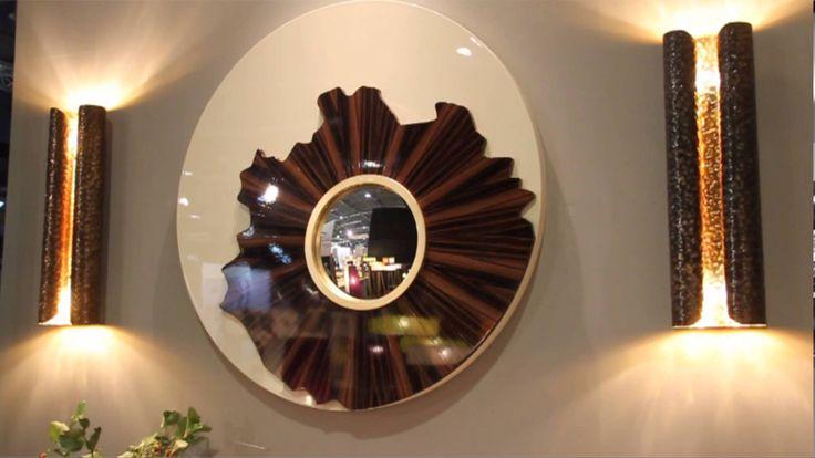 BRABBU | ACESSORIES IRIS Mirror