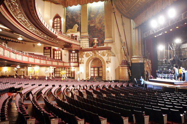 A Guide to the Beacon Theater Seating Chart