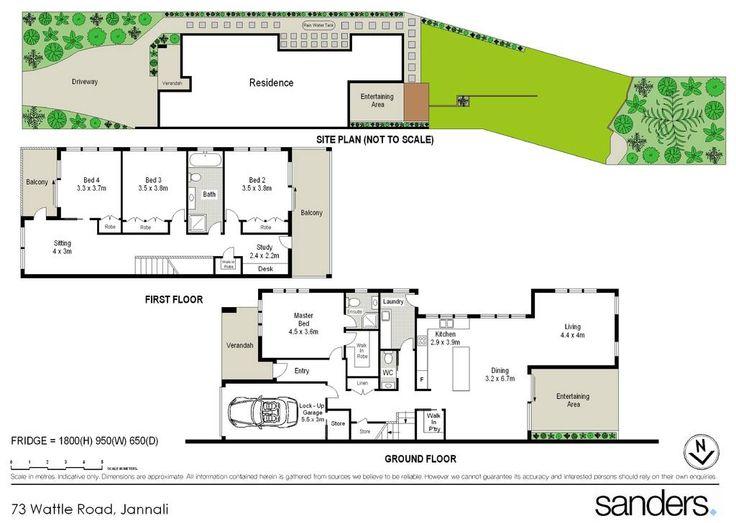 73A Wattle Road, Jannali, NSW 2226 - floorplan