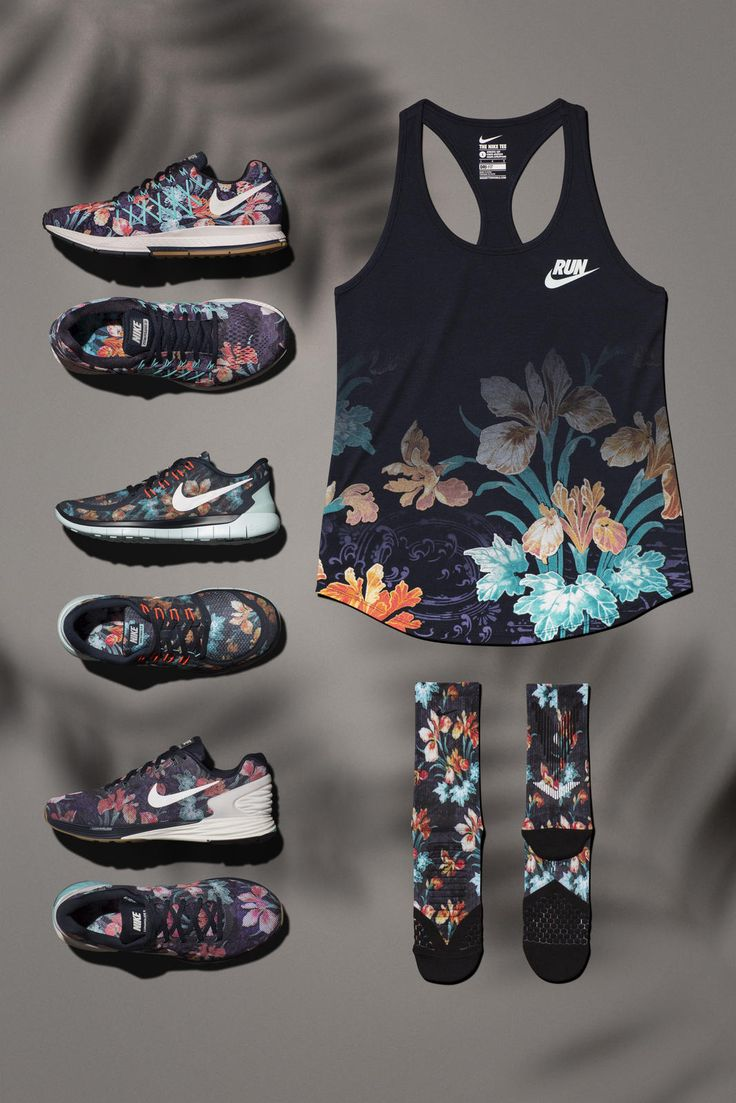 http://news.nike.com/news/run-in-full-bloom-the-nike-photosynthesis-pack June 2015