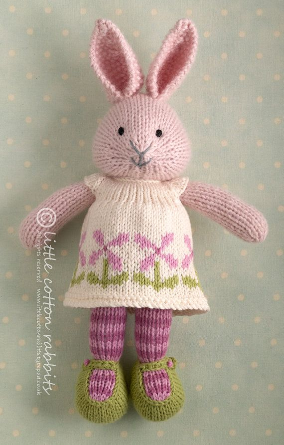 Knitting Pattern For Jelly Babies : 44 best images about Knitted toys on Pinterest Toy dogs, Toys and Stuffed a...