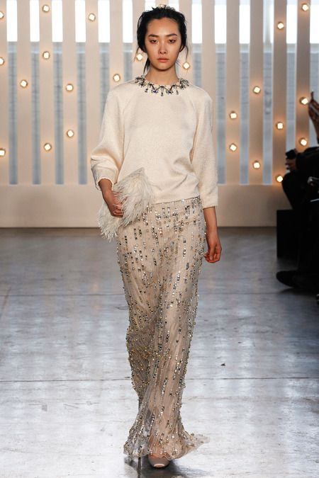 Jenny Packham | Fall 2014 Ready-to-Wear Collection | Style.com